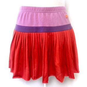 Marc Jacobs Vintage 90s Color Block Mini Skirt